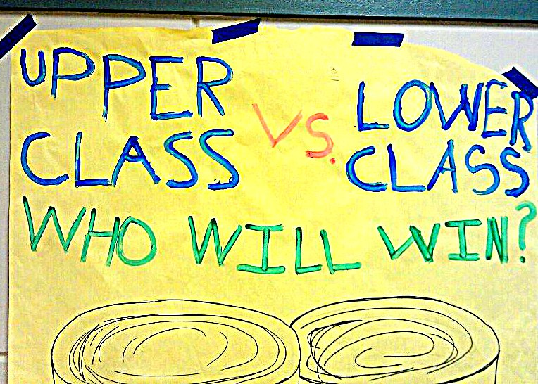 upper class vs lower class magical teaching