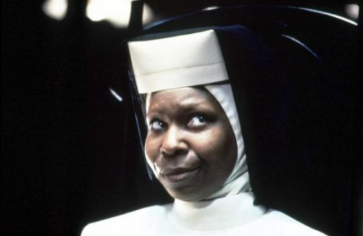 whoopi in sister act